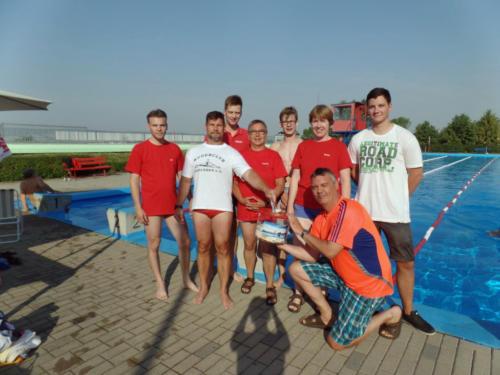 24 - Stunden - Schwimmen in Roßleben