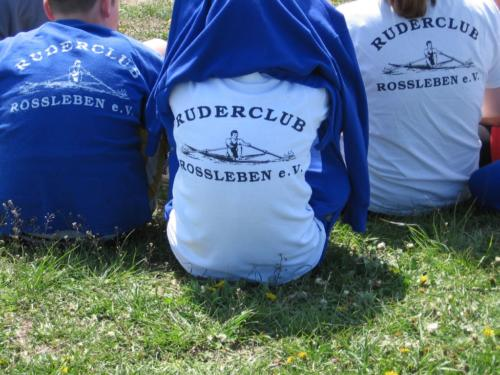 Anrudern 2007
