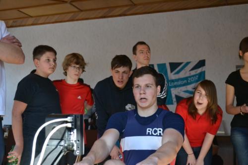 Ergometerwettkampf 2013
