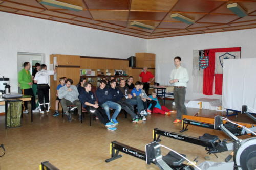 Ergometerwettkampf 2015