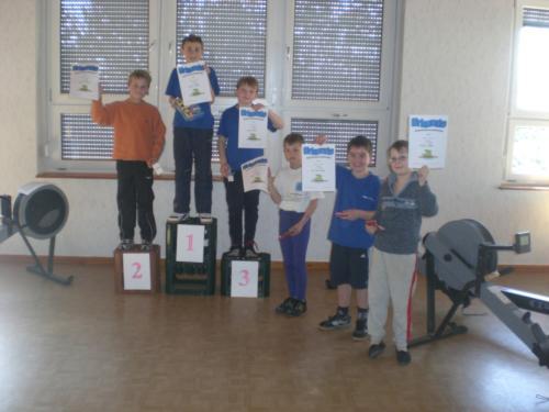 Ergometerwettbewerb 2007
