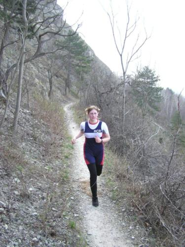 Rudererlauf in Jena 2007
