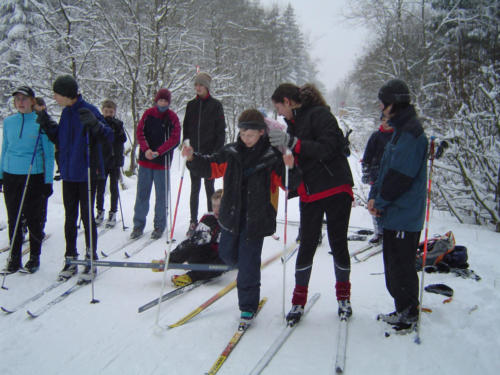 Skilager 2007