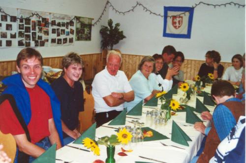 Wanderruderertreffen 2001